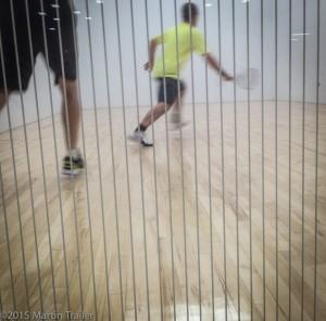 DPG - Racquetball Wall